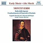 Sergio Vartolo Monteverdi: Ballo Delle Ingrate / Combattimento Di Tancredi E Clorinda