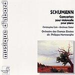 Philippe Herreweghe Schumann: Concertos Pour Violoncelle Op.129 / Pour Piano Op.54