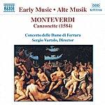 Sergio Vartolo Monteverdi: Canzonette