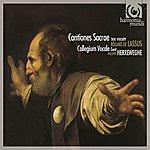 Philippe Herreweghe Lassus: Cantiones Sacrae Sex Vocum