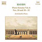 Jenő Jandó Haydn: Piano Sonatas Nos. 20 And 30-32