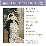 Richard Hayman Lerner And Loewe: Orchestral Selections