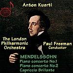 London Philharmonic Orchestra Mendelssohn: Piano Concertos