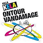 Killa Kela On Tour Van Damage