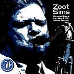 Zoot Sims Zoot Sims Recorded Live at E.J.'s