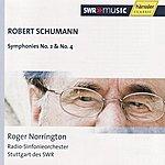 Sir Roger Norrington Schumann: Symphonies No.2 & No.4