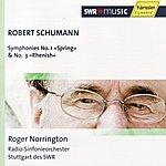 "Sir Roger Norrington Schumann: Symphonies No. 1 ""Spring"" & No. 3 ""Renish"""
