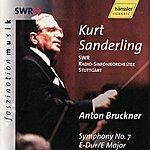 Kurt Sanderling Anton Bruckner: Symphony No. 7 In E Major