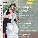 Georges Prêtre Maurice Ravel: Daphnis Et Chloé, La Valse / Georges Bizet: Symphony In C