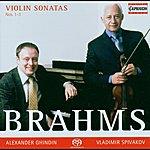 Vladimir Spivakov Johannes Brahms: Die Violinsonaten