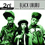Black Uhuru 20th Century Masters: The Millennium Collection: Best Of Black Uhuru