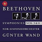 Günter Wand Beethoven: Symphonies Nos. 3 + 8