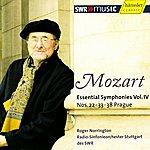 Sir Roger Norrington Mozart Essential Symphonies, Vol. IV - Nos. 22, 33, 38