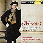 Sir Roger Norrington Mozart: Symphony Nos. 19, 34 & 36