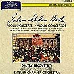 Dmitry Sitkovetsky J. S. Bach: Violinkonzerte