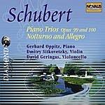 Gerhard Oppitz F. Schubert: Piano Trios Opus 99, Opus 100