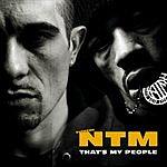 Suprême NTM That's My People (3-Track Maxi-Single)