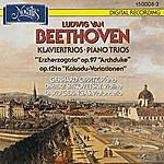 David Geringas Beethoven: Klaviertrios