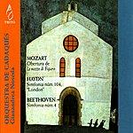 Gianandrea Noseda Mozart: Obertura De Le Nozze Di Figaro - Haydn: Simfonia En D Major - Beethoven: Simfonia No. 4 In B-flat Major