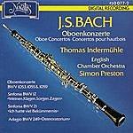 Simon Preston J. S. Bach: Oboenkonzerte