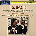 Simon Preston J. S. Bach: Suite H-Moll Bwv 1067, Concerti Bwv 1042, 1055 & 1056