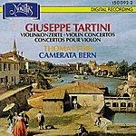 Camerata Bern Giuseppe Tartini: Violinkonzerte