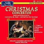 Simon Preston Christmas Concertos