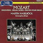Martin Haselböck Mozart: Orgelwerke