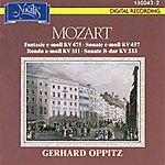 Gerhard Oppitz Wolfgang Amadeus Mozart: Klavierwerke