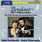 Dmitry Sitkovetsky Brahms: Die 3 Violinsonaten