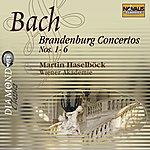 Martin Haselböck Johann Sebastian Bach: Brandenburg Concertos Nos. 1-6