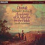 Academy Of St. Martin-In-The-Fields Dvorák: Serenades Opp.22 & 44