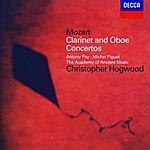 Antony Pay Mozart: Clarinet Concerto / Oboe Concerto