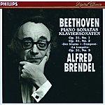 Alfred Brendel Beethoven: Piano Sonatas Nos.16-18