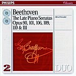 Alfred Brendel Beethoven: The Late Piano Sonatas