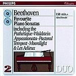 Alfred Brendel Beethoven: Favourite Piano Sonatas