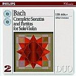 Arthur Grumiaux Bach, J.S.: Complete Sonatas & Partitas for Solo Violin