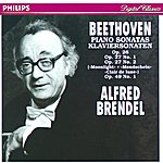 """Alfred Brendel Beethoven: Sonatas Op.26, Op.27 No.1, Op.27 No.2 """"Moonlight"""" & Op.49 No.1"""