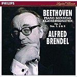 Alfred Brendel Beethoven: Piano Sonatas, Op.2 Nos.1-3
