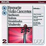 Arthur Grumiaux Favourite Violin Concertos (2 CDs)
