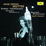 Anne-Sophie Mutter Brahms: Violin Concerto In D Major, Op. 77 / Schumann: Fantasy For Violin And Orchestra In C Major, Op. 131