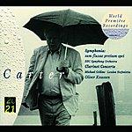Oliver Knussen Carter: Clarinet Concerto; Symphonia