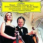 Augustin Dumay Mozart: Sinfonia concertante K. 364