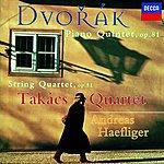 Takács Quartet Dvorák: Piano Quintet in A/String Quartet No.10