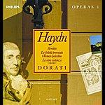 Antal Doráti Haydn: Operas, Vol.1