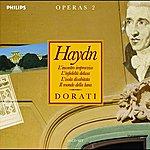 Antal Doráti Haydn: Operas, Vol.2