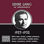 Eddie Lang Eddie Lang: Complete Jazz Series, 1927-1932