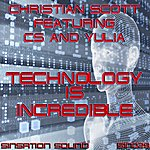 Christian Scott Technology Is Incredible (3-Track Maxi-Single)