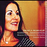Israela Margalit Schnittke: Piano Concerto No.2 / Shostakovich: Piano Concerto No.1 for Piano, Trumpet & Strings