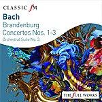Trevor Pinnock Bach: Brandenburg Concertos Nos.1-3